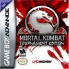 Juego online Mortal Kombat: Tournament Edition (GBA)